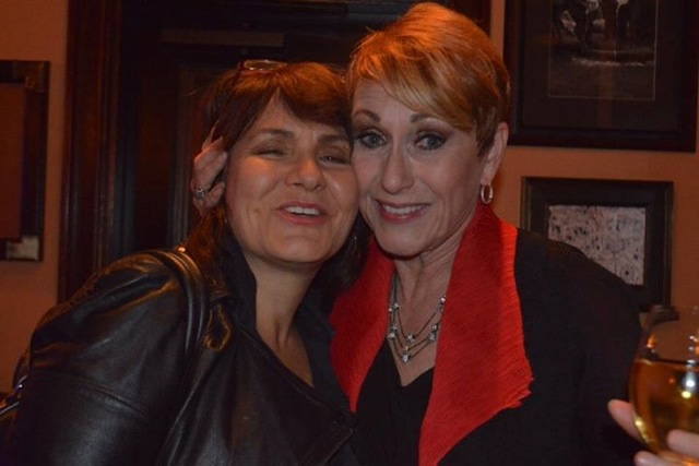 Amanda McBroom & Lina Koutrakis