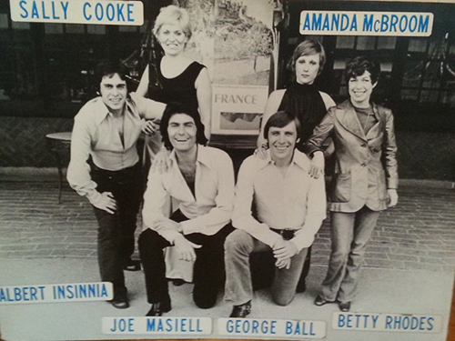 Amanda McBroom & Other in 1969