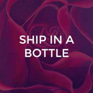 Ship In A Bottle - Piano / Vocal Arrangement