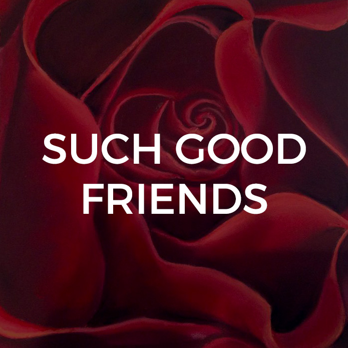 friends good friends and such good friends essay Judith viorst friends good friends and such good friends essays and research papers.