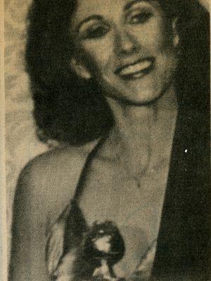 Amanda - The Golden Globes!
