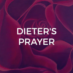 Dieter's Prayer - Piano / Vocal Arrangement