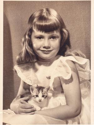 Amanda - Age 5